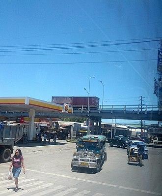 Sayre Highway - Image: Sayre Highway Northern Point