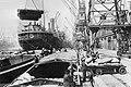 Scene in a British Dockyard during the Second World War D1222.jpg