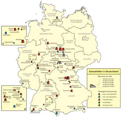 339c5e596bbfc9 List of show caves in Germany - Wikipedia