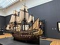 Scheepsmodel William RexModel van een linieschip van 74 stukken pic6.jpg