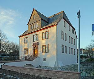 Bergen-Enkheim - Image: Schelmenburg 2014 Ffm Bergen 776