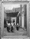 schilderij van n.van der waay - amsterdam - 20014141 - rce