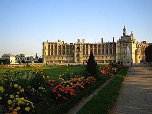 Schloss saint germain en laye wikipedia - Cfppah saint germain en laye ...