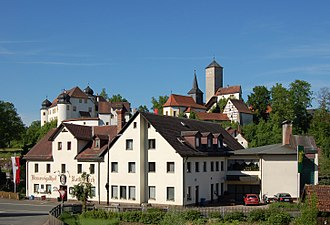 """Microbrewery - Brewpub """"Brauereigasthof Rothenbach"""" in Aufseß (Franconia, Germany)"""