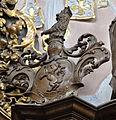 Schussenried Chorgestühl links Wappen Kloster.jpg