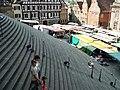 Schwäbisch Hall - Escalinates plaça del mercat.JPG