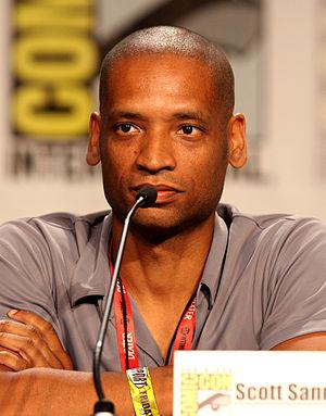 Scott Sanders (director) - Scott Sanders at the San Diego Comic-Con International in July 2011.