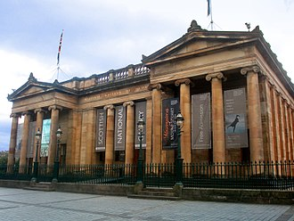 Scottish National Gallery - Image: Scottish National Gallery
