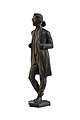 Sculpture by Gennadij Jerszow, Karl Lagerfeld, 2019.jpg