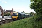 Sea Mills - GWR 166220 Avonmouth service.JPG