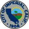 Official seal of Imperial, California