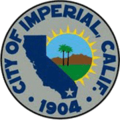 Seal of Imperial, California.png