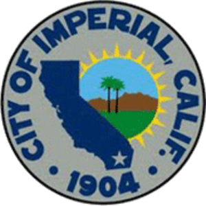 Imperial, California - Image: Seal of Imperial, California