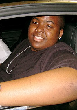 Sean Kingston op 29 december, 2007.