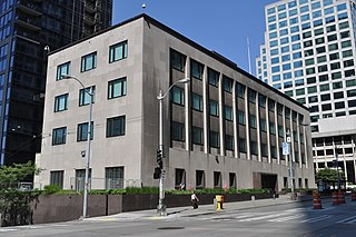 Federal Reserve Bank Building (Seattle) bank building in Seattle, Washington