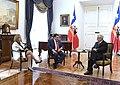 Sebastián Piñera & Don Francisco (Mario Kreutzberger) 5.jpg