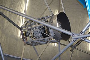Secondary mirror - Image: Secondary Mirror of Keck Telescope