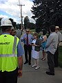Secretary Pollack, Great Barrington, August 12, 2015 (20490461926).jpg