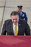 Secretary Pompeo Departs for Riyadh (45356686551).jpg