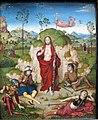 Seguace di dieric bouts, resurrezione, 1480 ca, 02.JPG