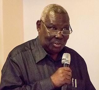 Seif Ali Iddi Tanzanian Member of Parliament