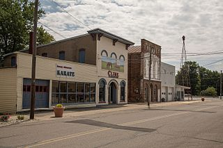 Selma, Indiana Town in Indiana, United States