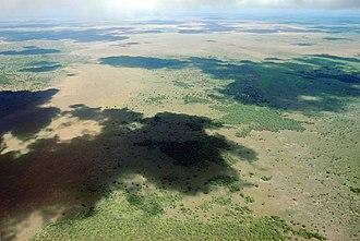 Selous Game Reserve - Image: Selous Game Reserve 2
