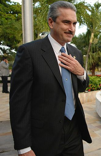 President of the Senate of Puerto Rico - Image: Sen. Thomas Rivera Schatz