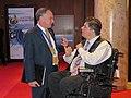 Senator Tim Kaine and Minister Kent Hehr (23163298416).jpg