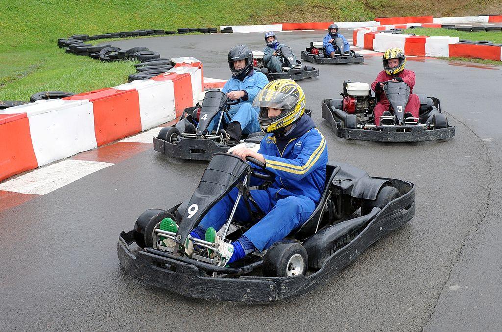 Senior Go Karts