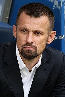 Sergei Semak Russian footballer and manager