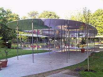 SANAA - Serpentine Gallery Pavilion, 2009