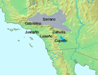 Serrano language language in the Serran branch of the Uto-Aztecan family