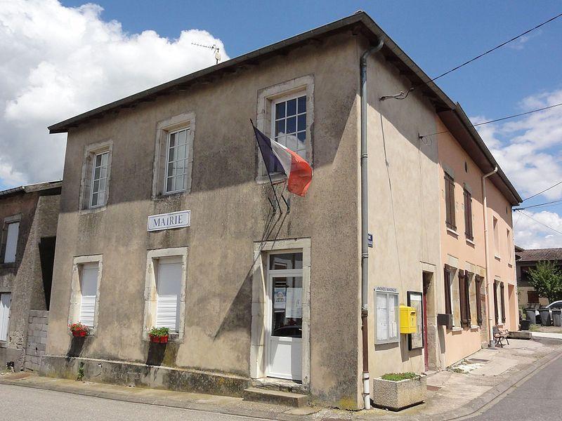 Serres (M-et-M) mairie