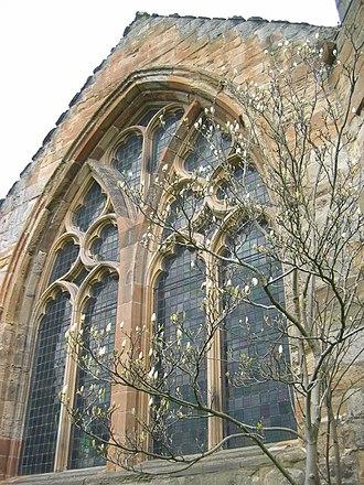 Seton Collegiate Church - Image: Seton Chapel 3