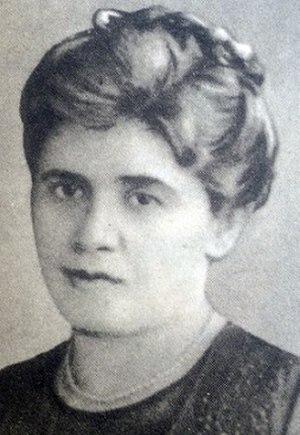 Sevasti Qiriazi - Image: Sevasti Qiriazi (1871 1949) portrait