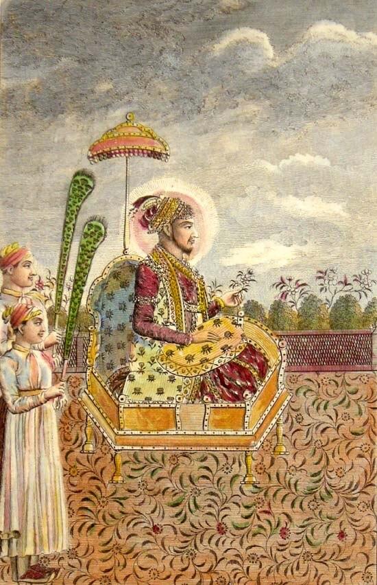 Shah Alam II, 1790s