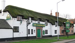 Braunstone Town - The Shakespeare public house