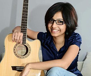Shakthisree Gopalan Indian singer
