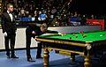 Shaun Murphy and Alex Crisan at Snooker German Masters (DerHexer) 2015-02-05 02.jpg