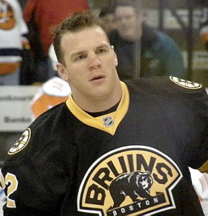 22 Shawn Thornton I think this is my favorite ...