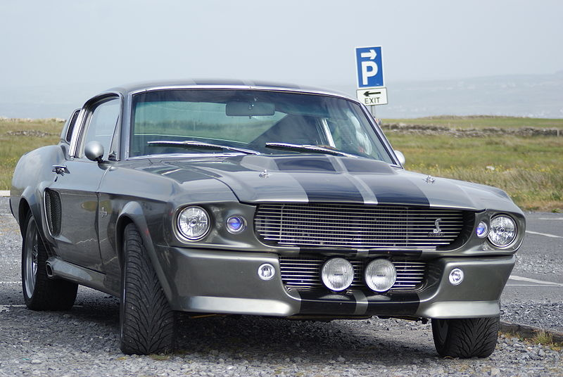 "Plik:Shelby Mustang GT500 ""Eleanor"" -1967.jpeg - Wikipedia ..."