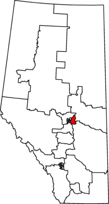 Sherwood-Park–Fort-Saskatchewan 2013 Riding.png