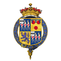 Shield of Arms of Edward Wood, 1st Earl of Halifax, KG, OM, GCSI, GCMG, GCIE, TD, PC.png