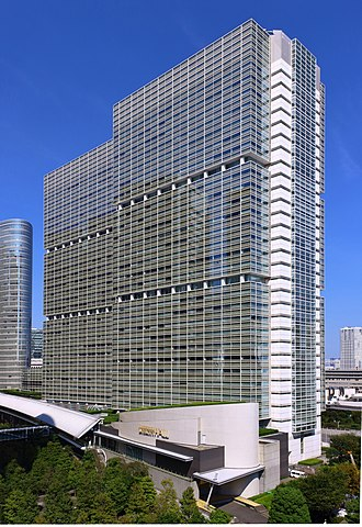 Nikon - Nikon Head Office (Shinagawa Intercity Building C)