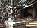 Shiogama-Three Mountains of Dewa Shrine (鹽竈神社・出羽三山神社) in Taishido Hachiman Shrine (太子堂八幡神社) - panoramio.jpg