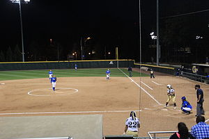 Georgia Tech Yellow Jackets - Shirley Clements Mewborn Field