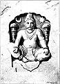 Shivaji Idol in Shivrajeshwar temple, Sindhudurg.jpg
