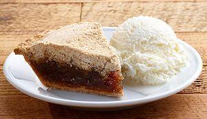 Cuisine of the Pennsylvania Dutch - Shoofly pie from Good N Plenty Restaurant