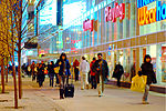 Shopping topic image Shoppers on Dundas street, Toronto.jpg